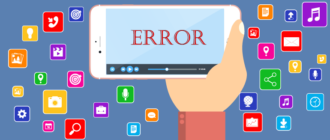 Ошибка воспроизведения видео
