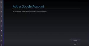 Вход в Google-аккаунт