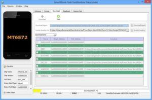 Прошивка планшета компании Lenovo утилитой FlashTool