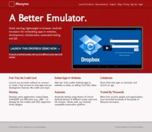 Онлайн-эмулятор в браузере