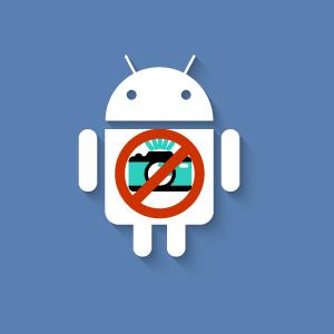Если не работает камера на Android