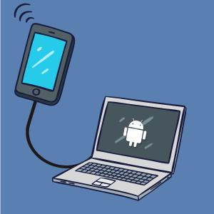 Подключение Android-айфона к ПК