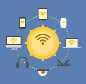 Доступ к Wi-Fi на ноутбуке